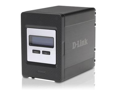 Link Products DNS 343 ShareCenter 4 Bay Network Storage