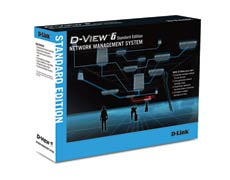 D-Link DV-600S D-View 6.0 Network Management Software, Standard Version